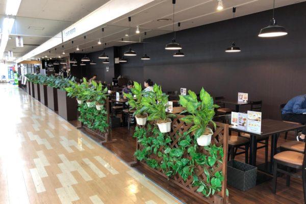 【千早】YAMADA福岡香椎店でショッピング時の休憩にピッタリな「CAFE RESTO」