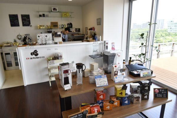 【香椎照葉】高級豆の試飲がオススメ! ハニー珈琲アイランドシティ店