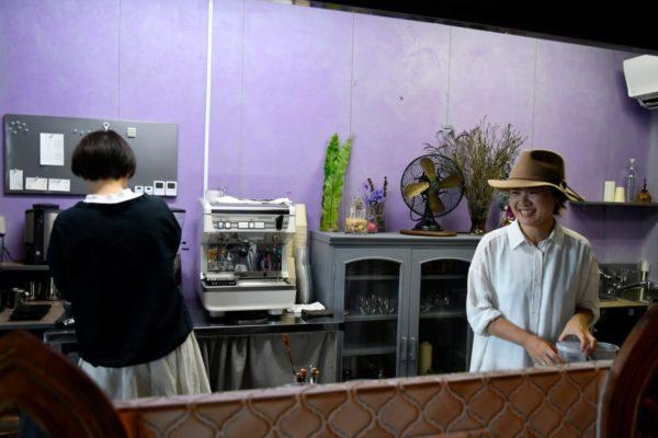 【御島崎】洋服直し&モロッコ雑貨のあるカフェ「Habibi(ハビビ)」
